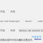超简单代码高亮插件:WP Code Highlight