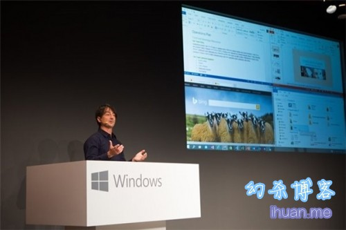Win10技术预览版键盘部分快捷键汇总集