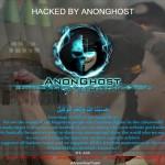 黑客组织AnonGhost攻陷联合国网站