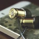 将子弹改造成耳机 – 简直神技!大神的联想力也是醉了!