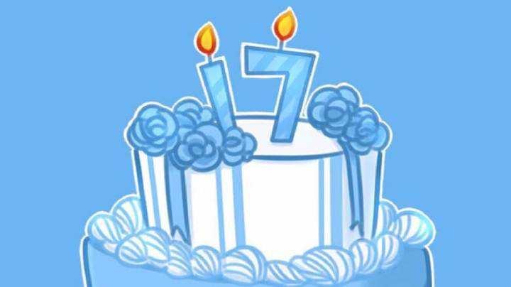 你好,我的17岁!