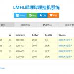 主站已上HTTPS LMHL哔哩哔哩助手新增领瓜子功能